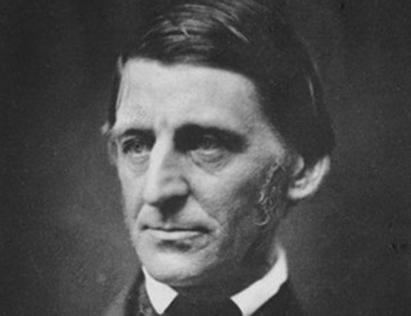 emerson essays pic Copy and paste this link tag into your web page or blog: self-reliance was published in 1844 as part of essays: first series the essays comprise extracts from lectures and journals of 1832 to 1840 and all broadly concern transcendentalism the author ralph emerson (1803-1882), who went by his.